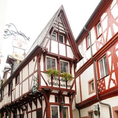 Bernkastel, Am Marktplatz