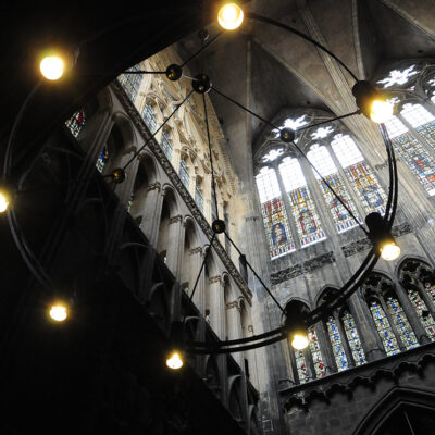 Frankreich. Kathedrale zu Metz