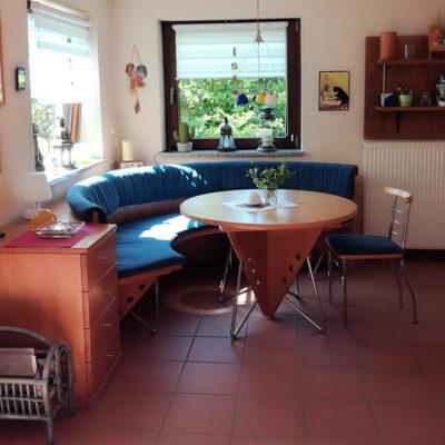 Separate Sitzecke/Sitting area
