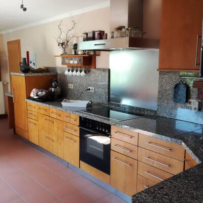 Kueche mit Vollausstattung/Kitchen