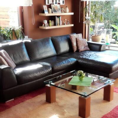 Das Wohnzimmer/The living room